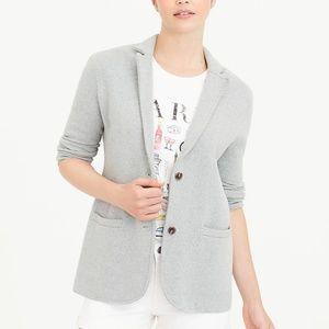 NWT J.Crew Sweater Blazer